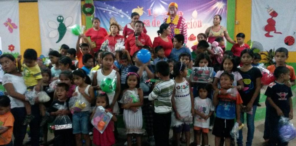Evento infantil 2014